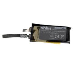 vhbw Akku passend für Jawbone UP2 Notebook (45mAh, 3,7V, Li-Polymer)