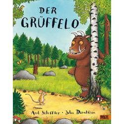 Der Grüffelo - Bilderbuch ISBN-Nr.=978-3-407-79230-3 Seitenanzahl: 30 Seiten