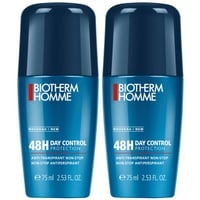 Biotherm Homme Daycontrol 48h Roll-On 2 x 75 ml
