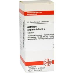 AETHIOPS ANTIMON D 6