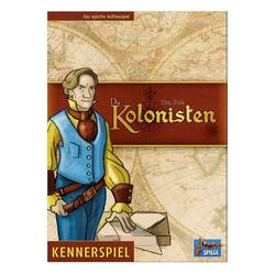 Lookout-Games Spiel, Lookout-Games Die Kolonisten - Kennerspiel