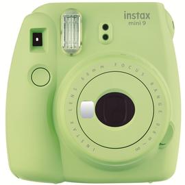 Fujifilm Instax Mini 9 Set limettengrün