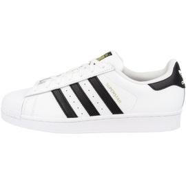 adidas Superstar white-black/ white, 45