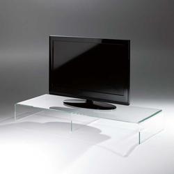 Konsole aus Acrylglas für Fernseher
