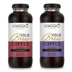 "Kalt gebrühter Kaffee Viaggio Espresso ""Cold Brew Colombia + Ethiopia"", 592 ml"