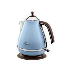 DeLonghi Icona Vintage Wasserkocher blau