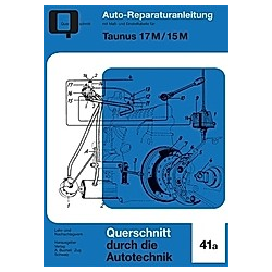 Taunus 17M / 15M - Buch