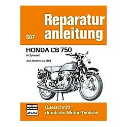 Honda CB 750 - Buch