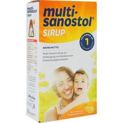 MULTI SANOSTOL Sirup 300 g
