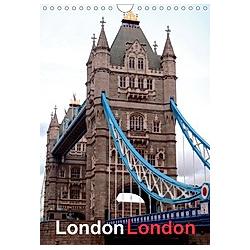 London London (Wandkalender 2021 DIN A4 hoch)