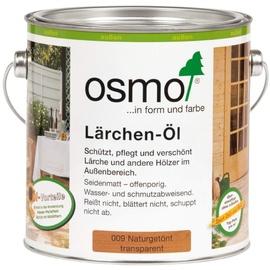 Osmo Lärchen-Öl Nr. 009 2,5 l Naturgetönt