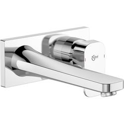 Ideal Standard Wand-Waschtischarmatur TONIC II Ausladung 180 mm chrom