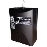 Schabus 300315 Gas-Sensor detektiert Kohlendioxid