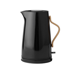 Stelton Wasserkocher Wasserkocher EMMA - schwarz 1.2 l, 1.20 l