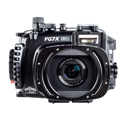 Fantasea - FG7X III Vacuum Housing for Canon G7 X Mark III Camera - mit Vacuum Safety System