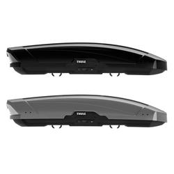 Dachbox Motion XT Black Glossy, Größe XL