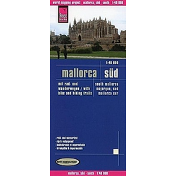 Reise Know-How Mallorca Süd; South Mallorca; Majorque  sud; Mallorca sur - Buch