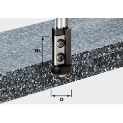 Festool Bündigfräser-Wendeplatten HW S12 D21/30WM