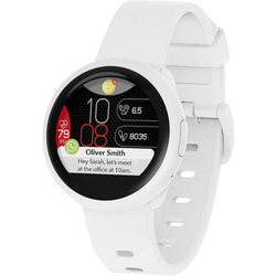 MyKronoz ZeRound3 Lite Smartwatch Weiß