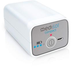 BOSO medisol Compact Tiefeninhalator 1 St.