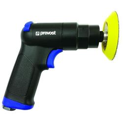 Prevost Pistolen-Poliermaschine Ø 75 mm Leistung 045 CV - 330 W Drehzahl 2100 Umin TPS 2100