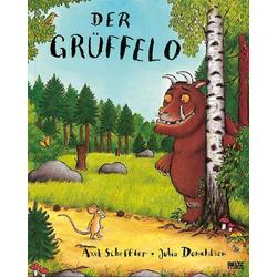 Grüffelo ab 4 - Pappe (Scheffler/D.)