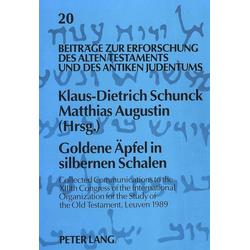 'Goldene Äpfel in silbernen Schalen' als Buch von