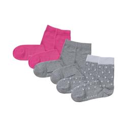 FALKE Socken Socken 3er-Pack für Mädchen 23-26