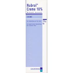 NUBRAL Creme 10% 150 g