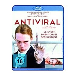Antiviral (Blu-Ray) - DVD  Filme