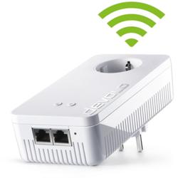 devolo dLAN 1200+ WiFi ac (1200Mbit, Powerline + WLAN ac, 2xGB LAN, Steckdose)