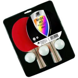 Sunflex Tischtennisschläger Tischtennis Set Midi