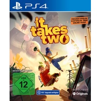 It Takes Two PlayStation 4)