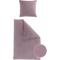 BIERBAUM Senci Mako-Satin rosa (135x200+80x80cm)