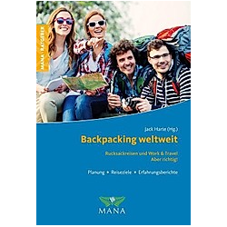 Backpacking weltweit - Buch