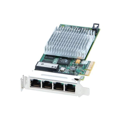 HPE - 538696-B21-LP - HP ADP NIC NC375T PCI-E QUAD GIGABIT - PCI