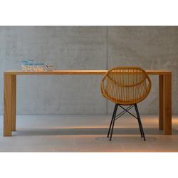 Jan Kurtz Leos Eichenholz Tisch 240 cm - Esstisch