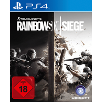 Rainbow Six: Siege (USK) (PS4)