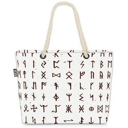 VOID Strandtasche (1-tlg), Skandinavisch nordische Runen Skandinavisch nordische Runen Rune Wiki