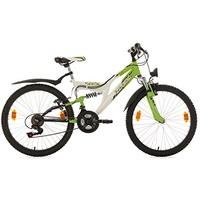 RH 38 cm weiß/grün