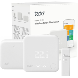 Tado Wireless Smart Thermostat V3+ Smart-Home Starter-Set