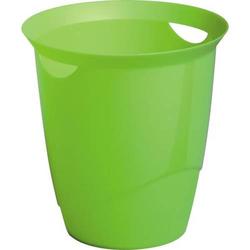 Papierkorb Trend 16l grün