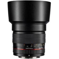 walimex pro 85mm F1.4 IF Sony A Objektiv