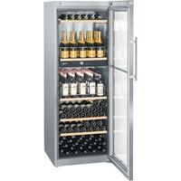 Liebherr WTpes 5972-22 Stand-Weinkühlschrank edelstahl