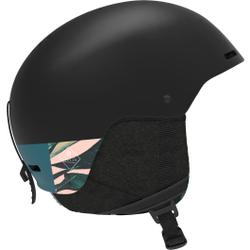 Salomon - Spell+ Black - Damen Helme - Größe: S (53-56 cm)