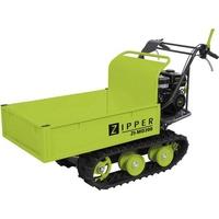 Zipper ZI-MD300 Miniraupendumper inkl. Schneeschild 4.8kW Ladekapazität (max.) 300kg