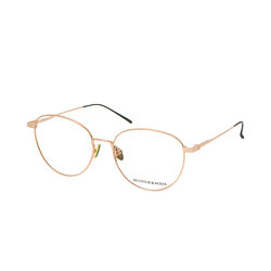 Scotch & Soda GRAPPOLI 1006 576, inkl. Gläser, Runde Brille, Damen