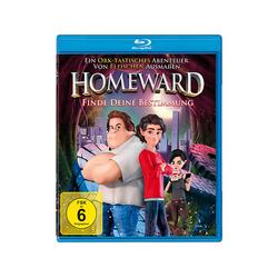 Homeward Blu-ray