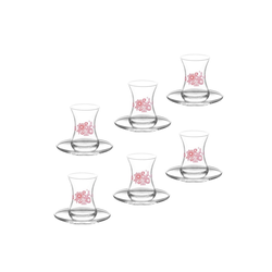 LAV Gläser-Set 12er Set. Teegläser Trinkgläser (12-tlg)