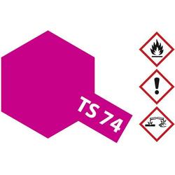 Tamiya Acrylfarbe Rot (klar) TS-74 Spraydose 100ml